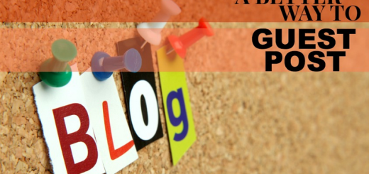 guest blogging and its advanteages