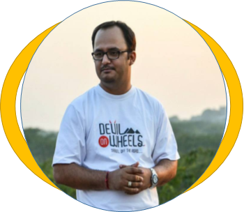 Dheeraj blogger DOW