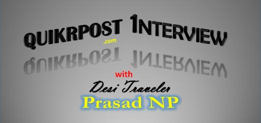 Interent Interview on Quikrpost