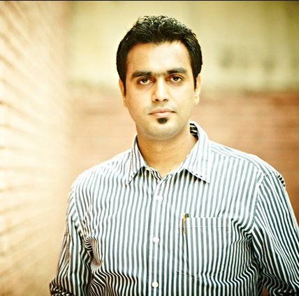 Modern and young Indian Author Ravinder Singh