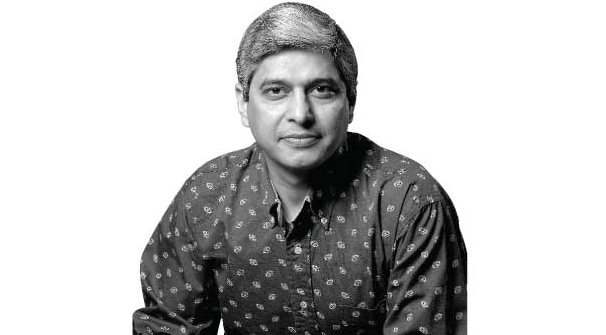 Modern and young Indian Author vikas swarup