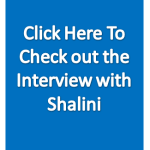 The Internet Interview with Shalini the fashion Blogger