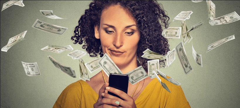 make money with your social media accounts and blogging